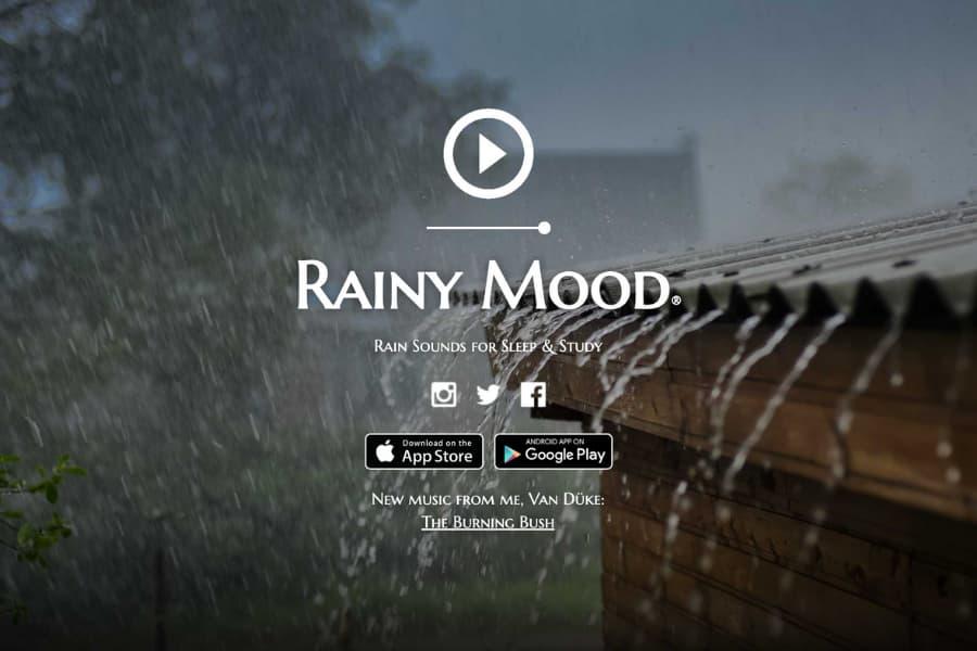 rainy moof