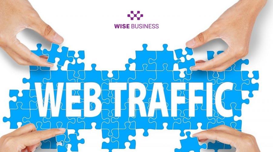 Cách tăng traffic website